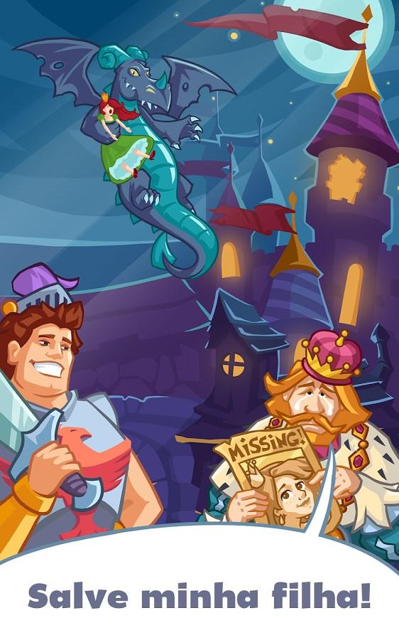 Seja o Herói: Salve a Princesa - Imagem 1 do software