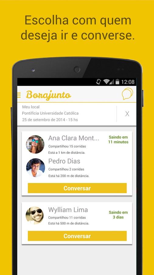 Borajunto Táxi - Imagem 2 do software