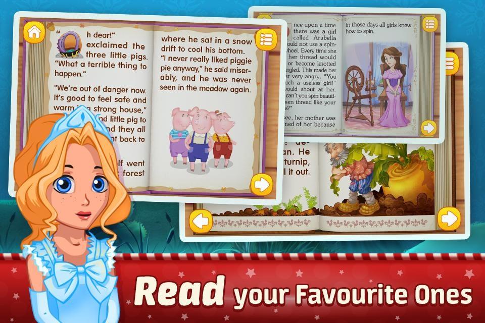 Fairy Tales ~ 3D Pop-up Books - Imagem 1 do software