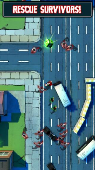Dead on Delivery - Imagem 2 do software