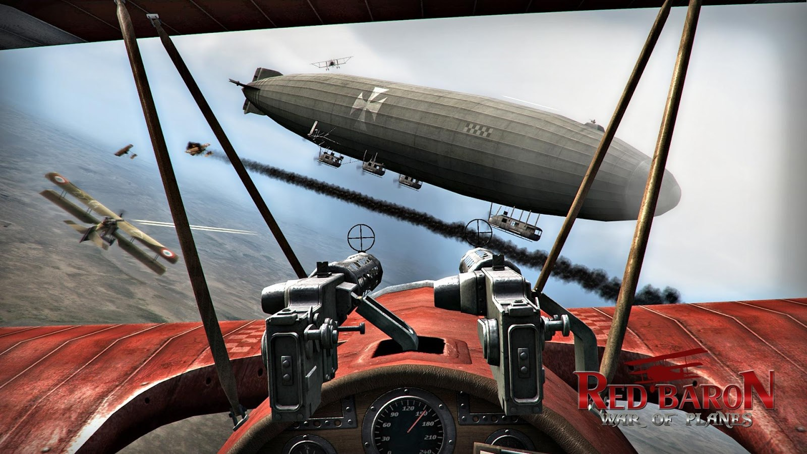 Red Baron: War of Planes - Imagem 1 do software