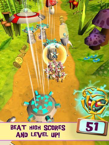 Bugs vs. Aliens - Imagem 2 do software