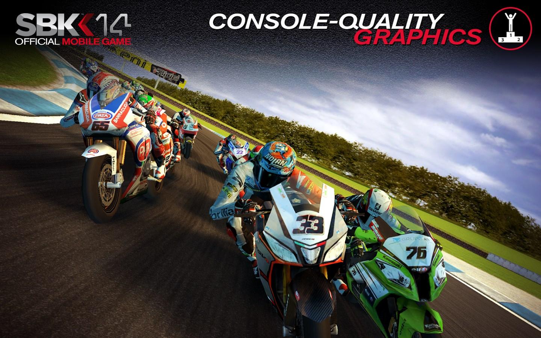 SBK14 Official Mobile Game - Imagem 1 do software