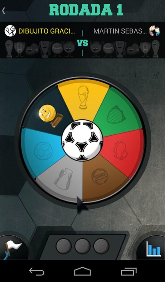 Futeboleando - Quiz de Futebol - Imagem 1 do software