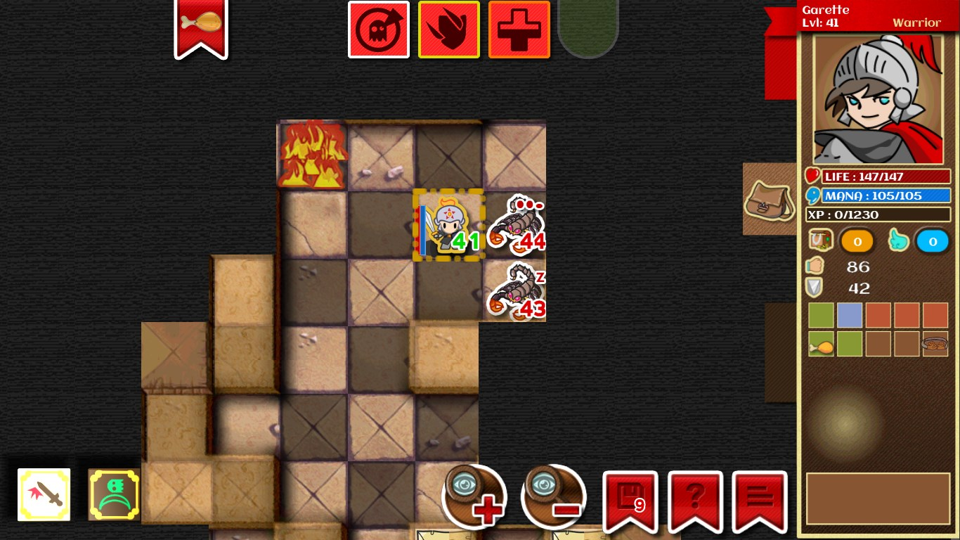 Paper Dungeons - Imagem 1 do software