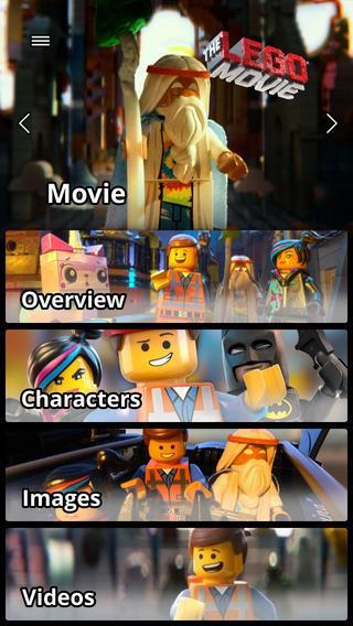 The LEGO Movie Experience - Imagem 1 do software