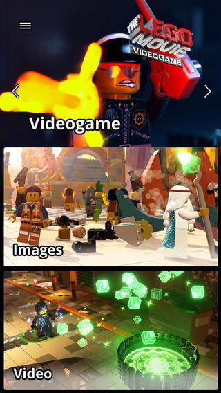 The LEGO Movie Experience - Imagem 2 do software