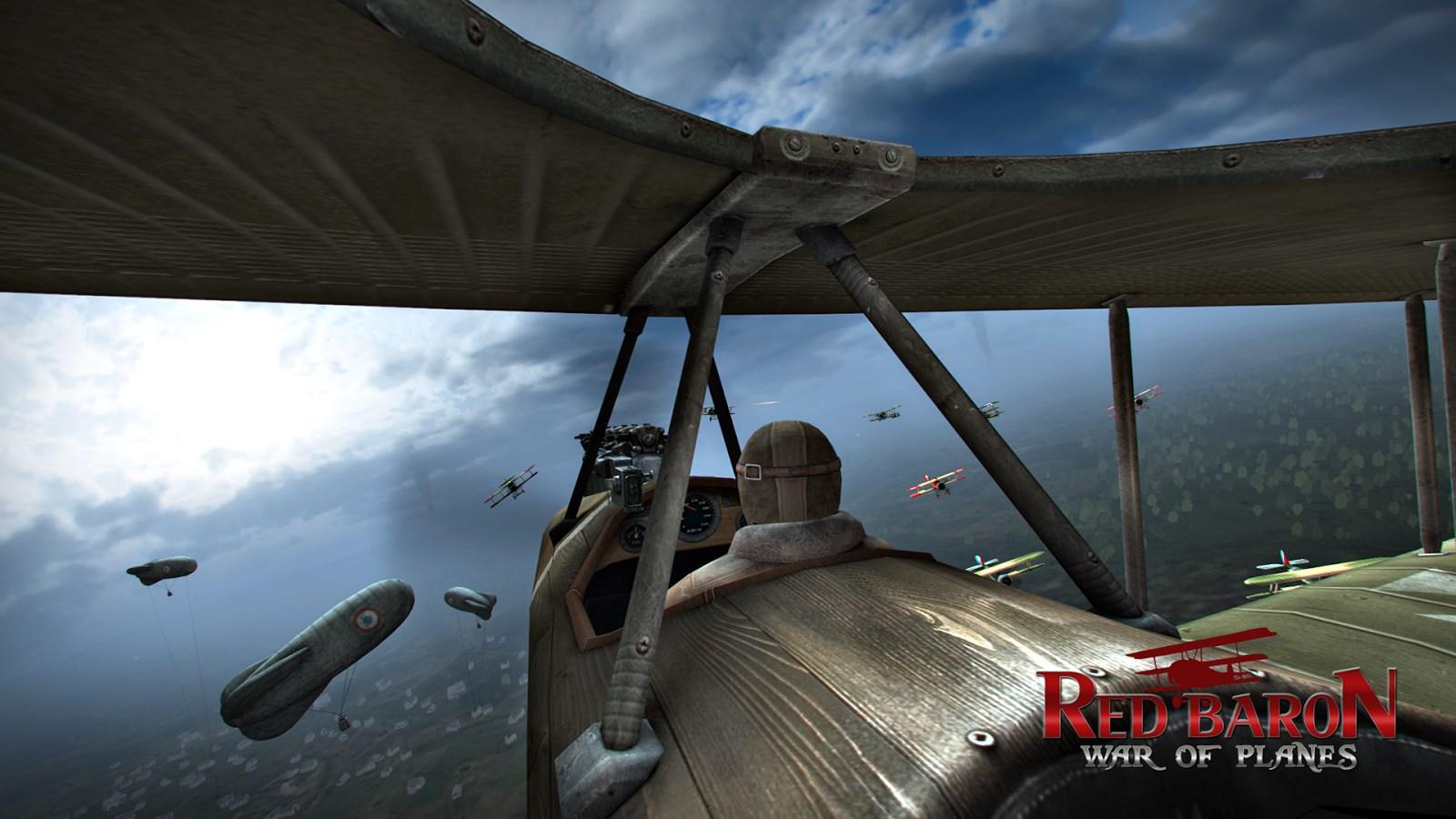 Red Baron: War of Planes FREE - Imagem 1 do software