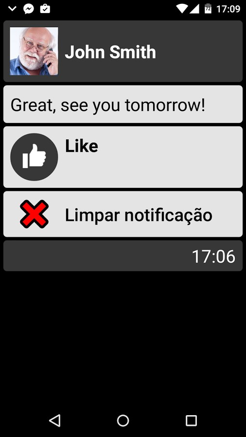 BIG Notifications - Imagem 1 do software