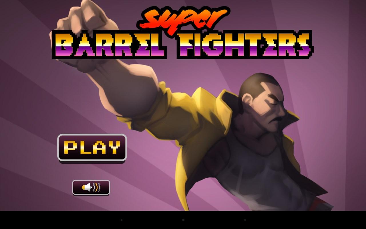 Super Barrel Fighters - Imagem 1 do software