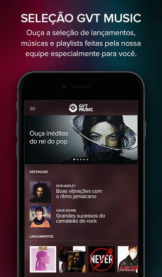 GVT Music - Imagem 1 do software