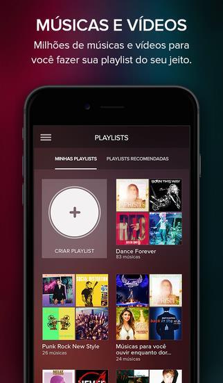 GVT Music - Imagem 2 do software