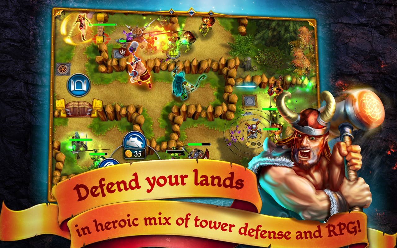 Defenders of Suntoria - Imagem 1 do software