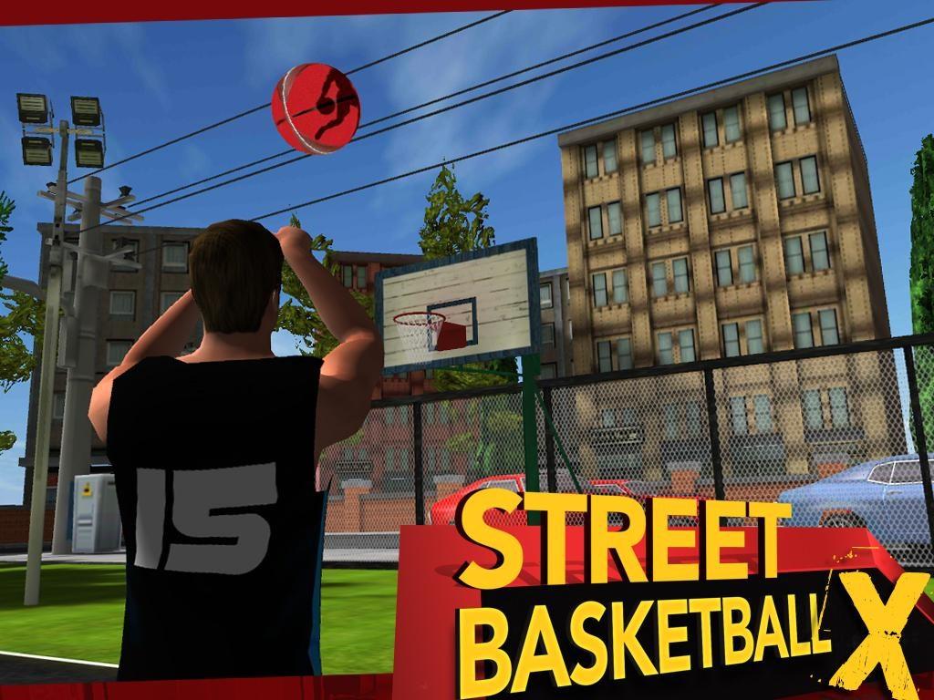 Street Basketball X - Real 3D - Imagem 1 do software