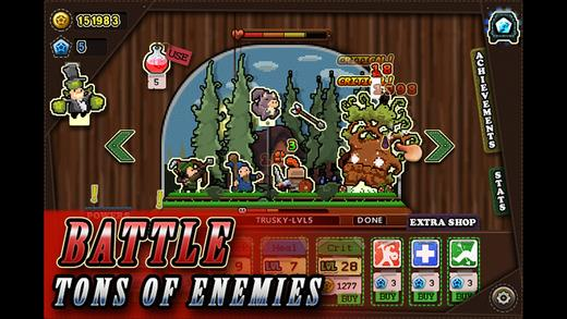 Tap Heroes - Idle RPG Action Free - Imagem 1 do software