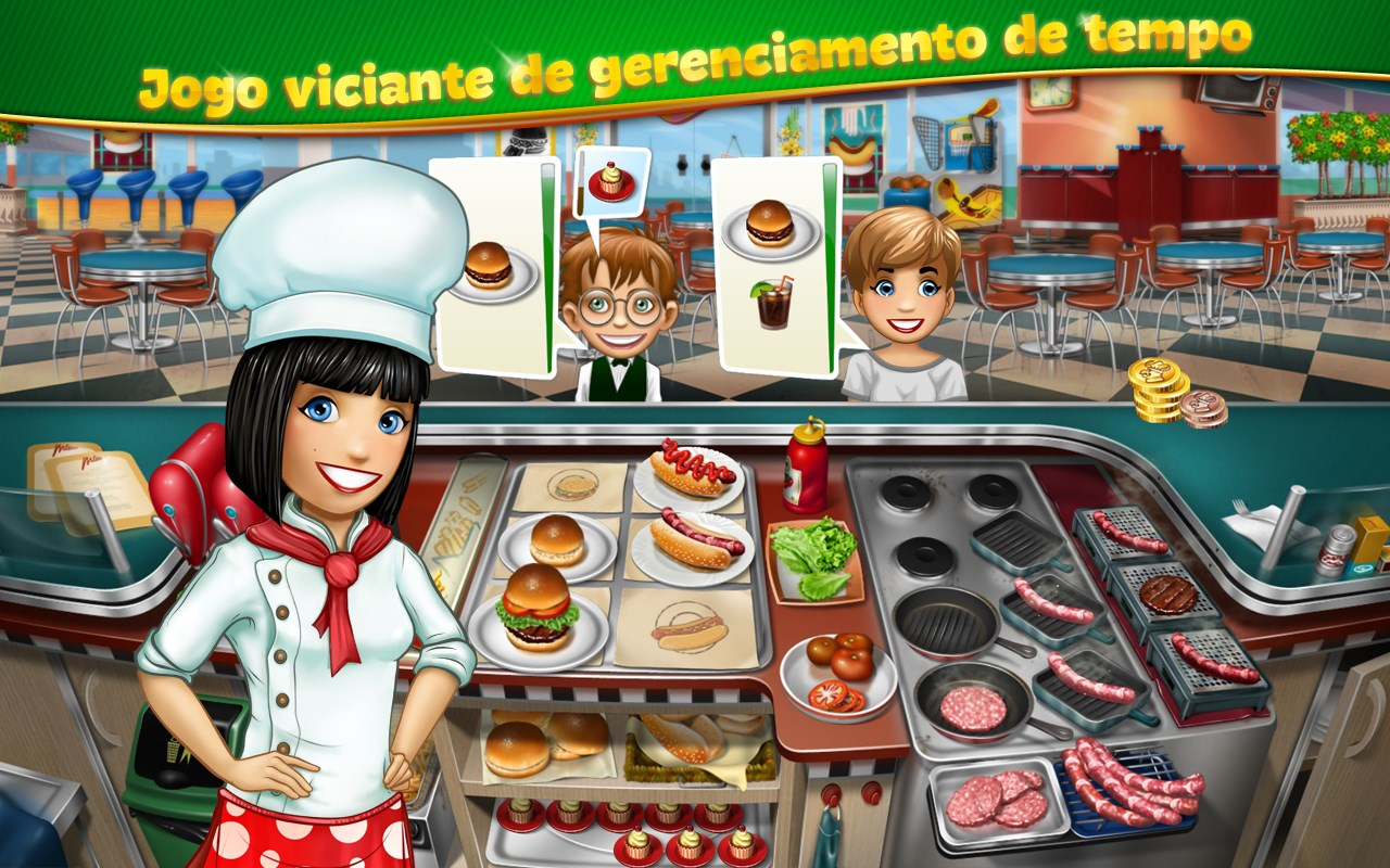 Cooking Fever - Imagem 1 do software