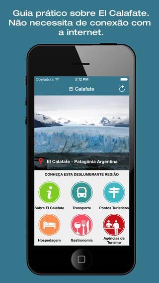 Guia El Calafate - Patagônia - Imagem 1 do software