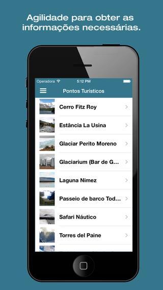 Guia El Calafate - Patagônia - Imagem 2 do software