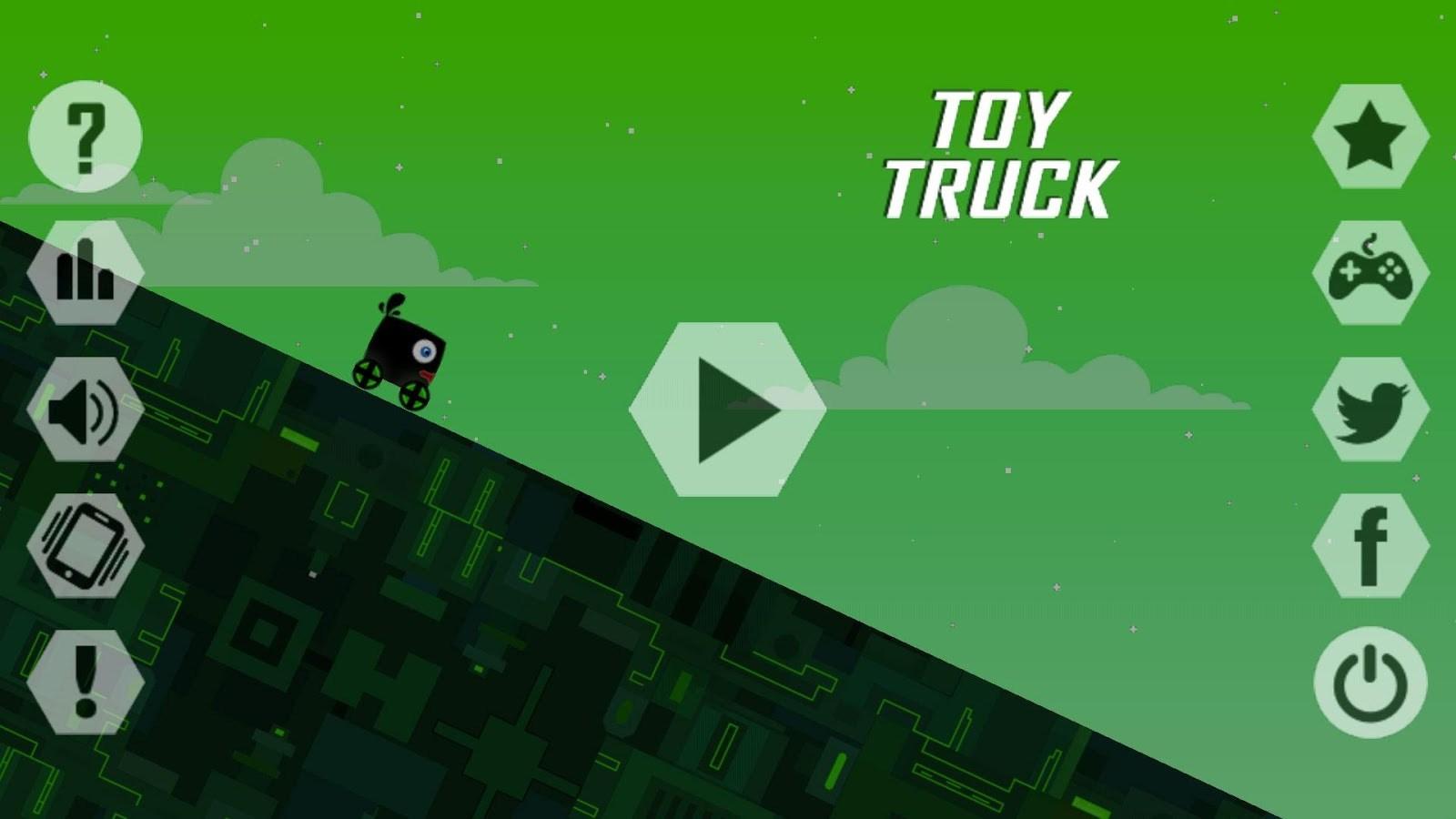 Monster Toy: Tiny Truck - Imagem 1 do software