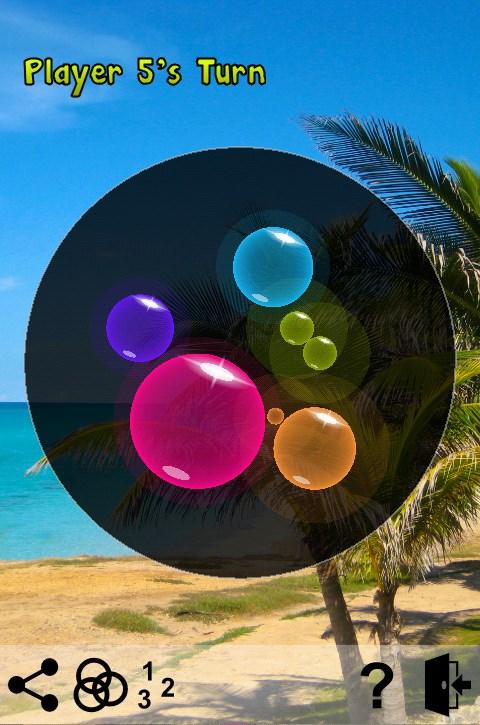 Bubbliminate - Imagem 2 do software