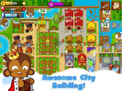 Bloons Monkey City - Imagem 1 do software