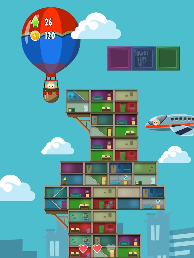 Tower UP - Imagem 1 do software