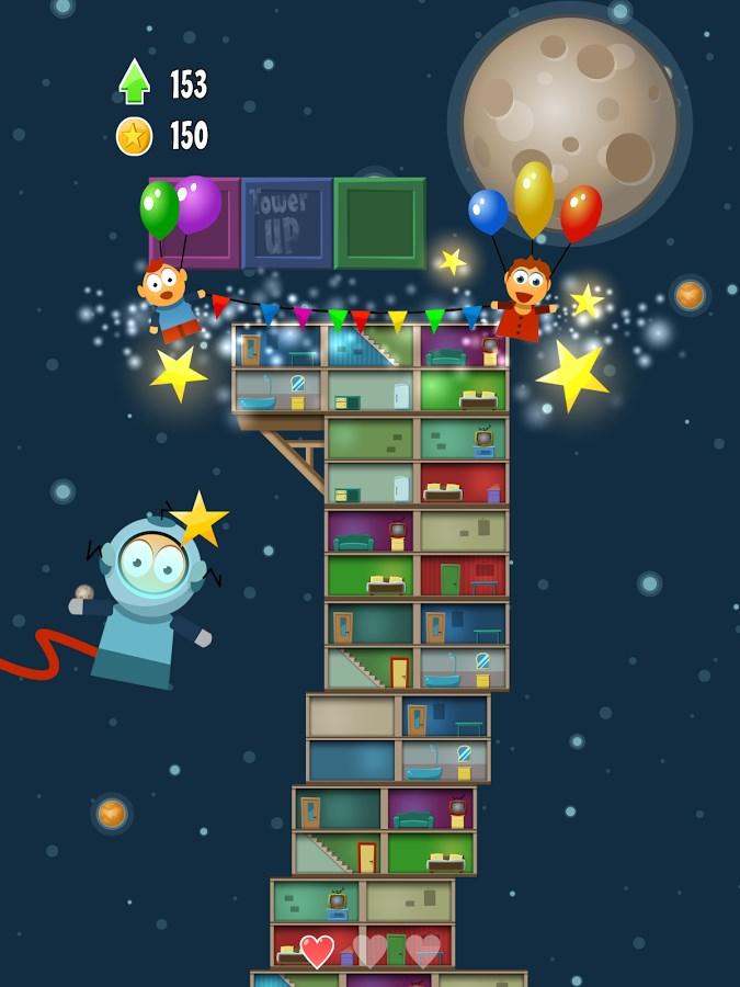 Tower UP - Imagem 2 do software