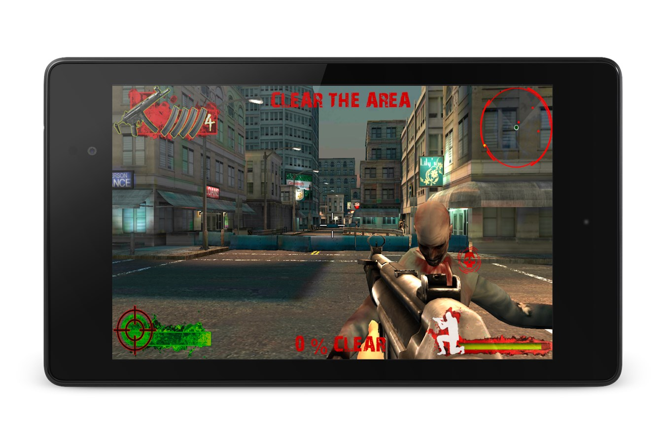 Zombie Shooter - Imagem 1 do software