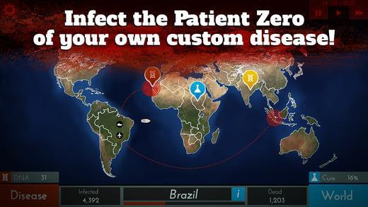 Infection Bio War Free - Imagem 1 do software