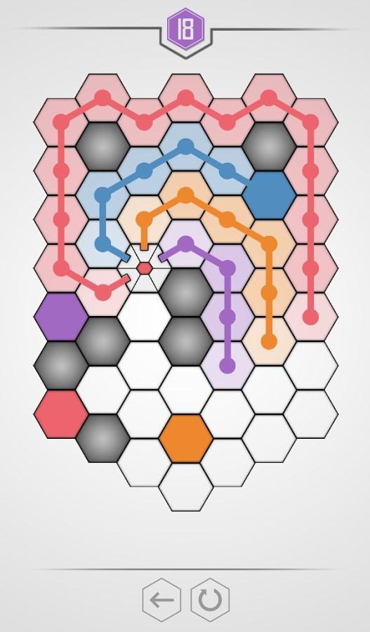 Hex`n`Line - Imagem 2 do software