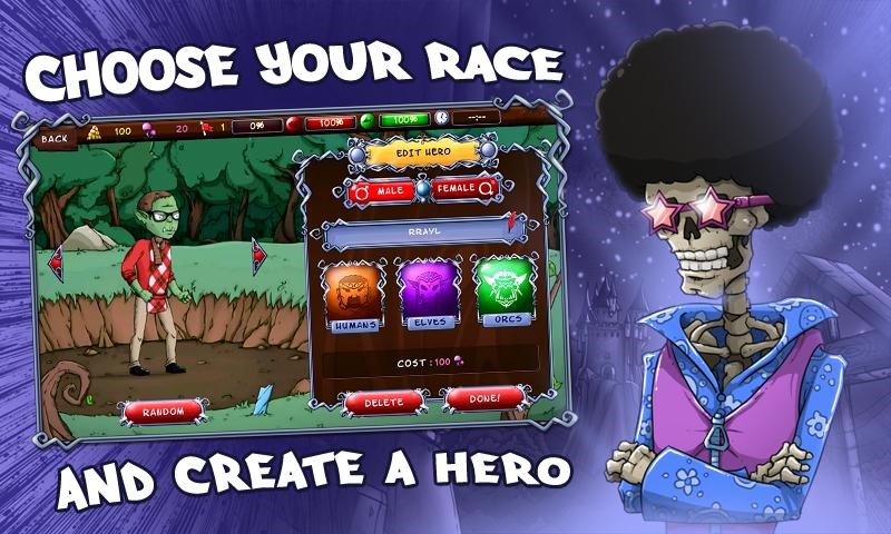 Freaky Heroes - Imagem 1 do software