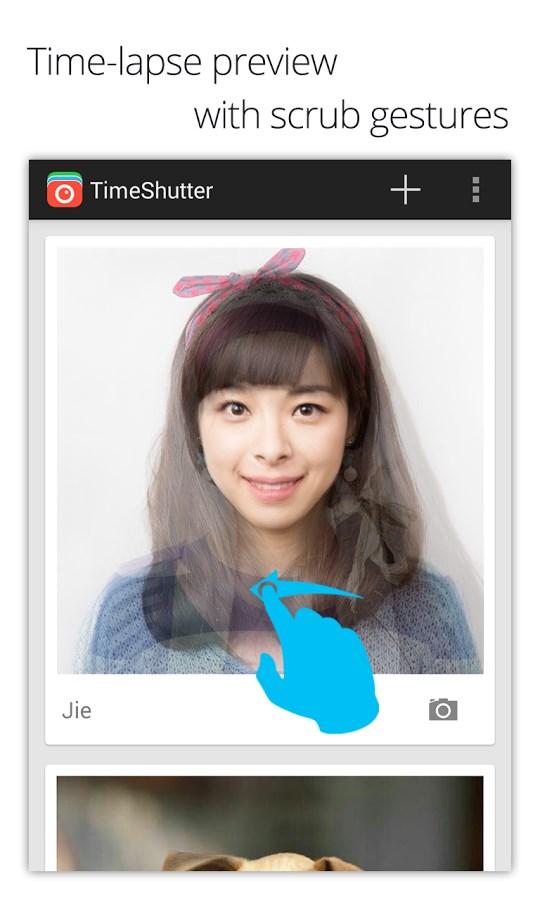 TimeShutter - Imagem 2 do software