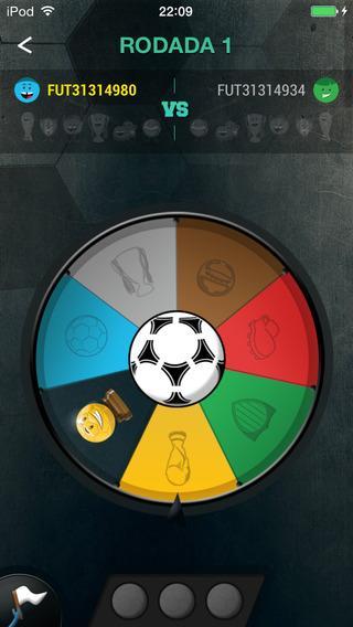 Futeboleando - Imagem 1 do software