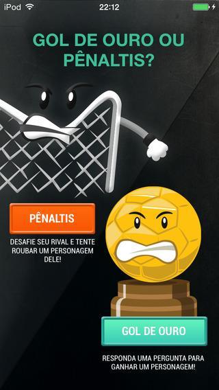 Futeboleando - Imagem 2 do software