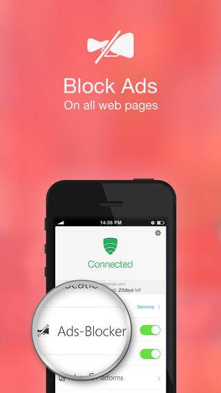 VPN in Touch for iOS - Imagem 1 do software