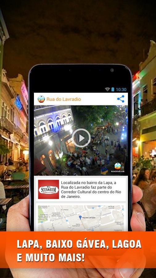 Rio ao Vivo - Imagem 2 do software