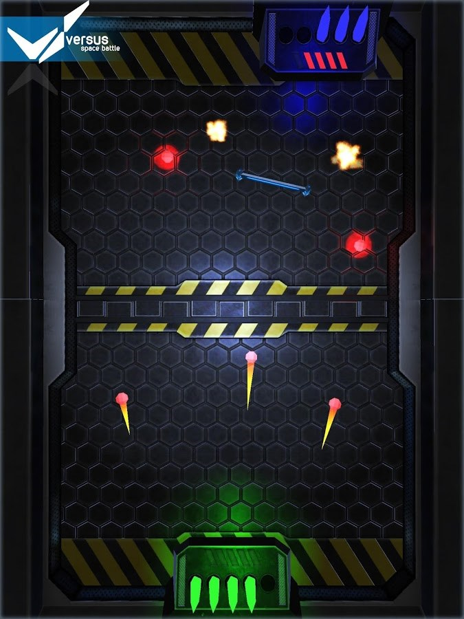 Versus Space Battle (2 Player) - Imagem 2 do software