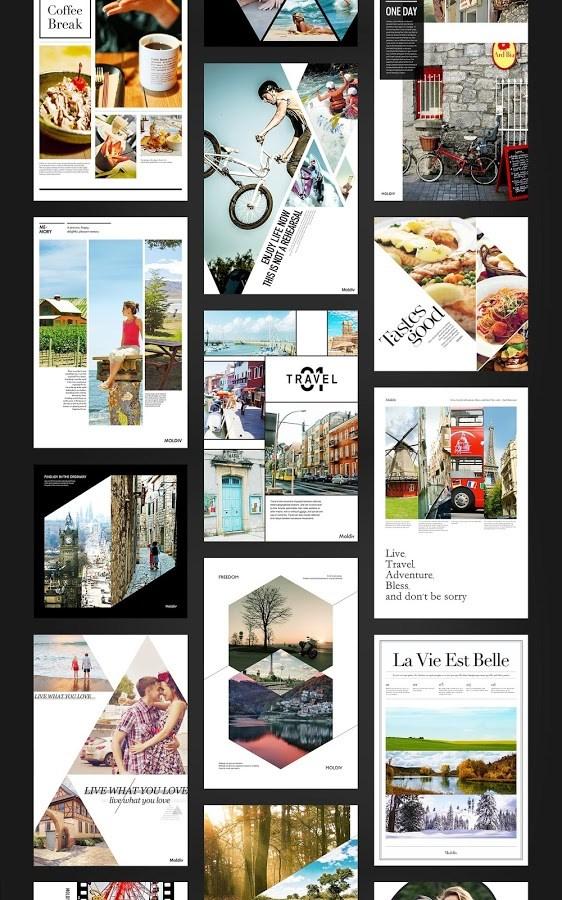 Moldiv - Collage Photo Editor - Imagem 2 do software