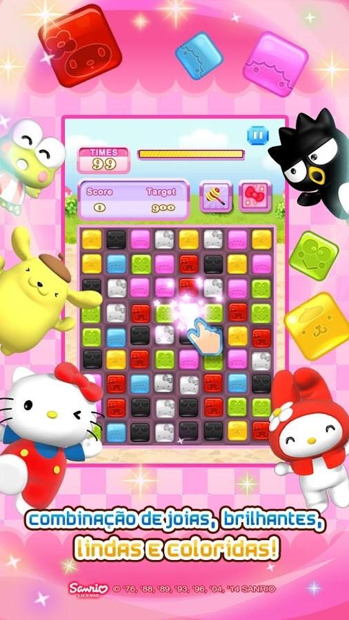 Cidade das Joias Hello Kitty! - Imagem 1 do software