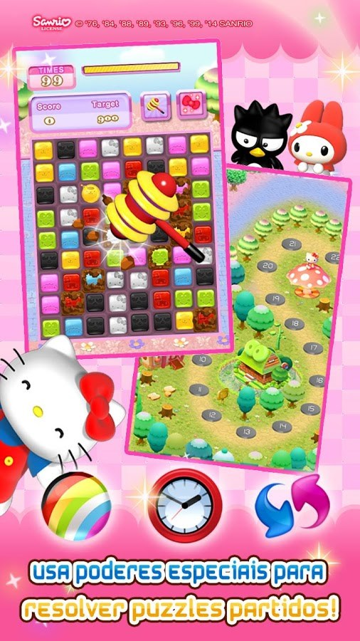 Cidade das Joias Hello Kitty! - Imagem 2 do software