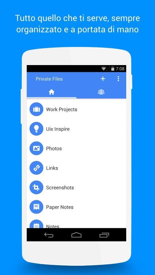 Edo: Organize and share - Imagem 1 do software