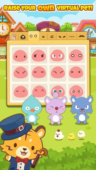 Happy Pet Story: Virtual Pet Game - Imagem 1 do software