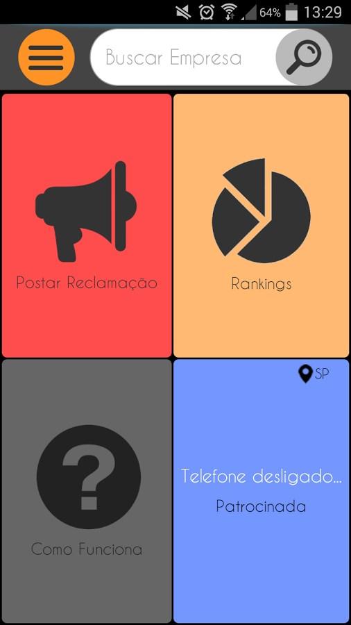 Reclamão - Imagem 1 do software