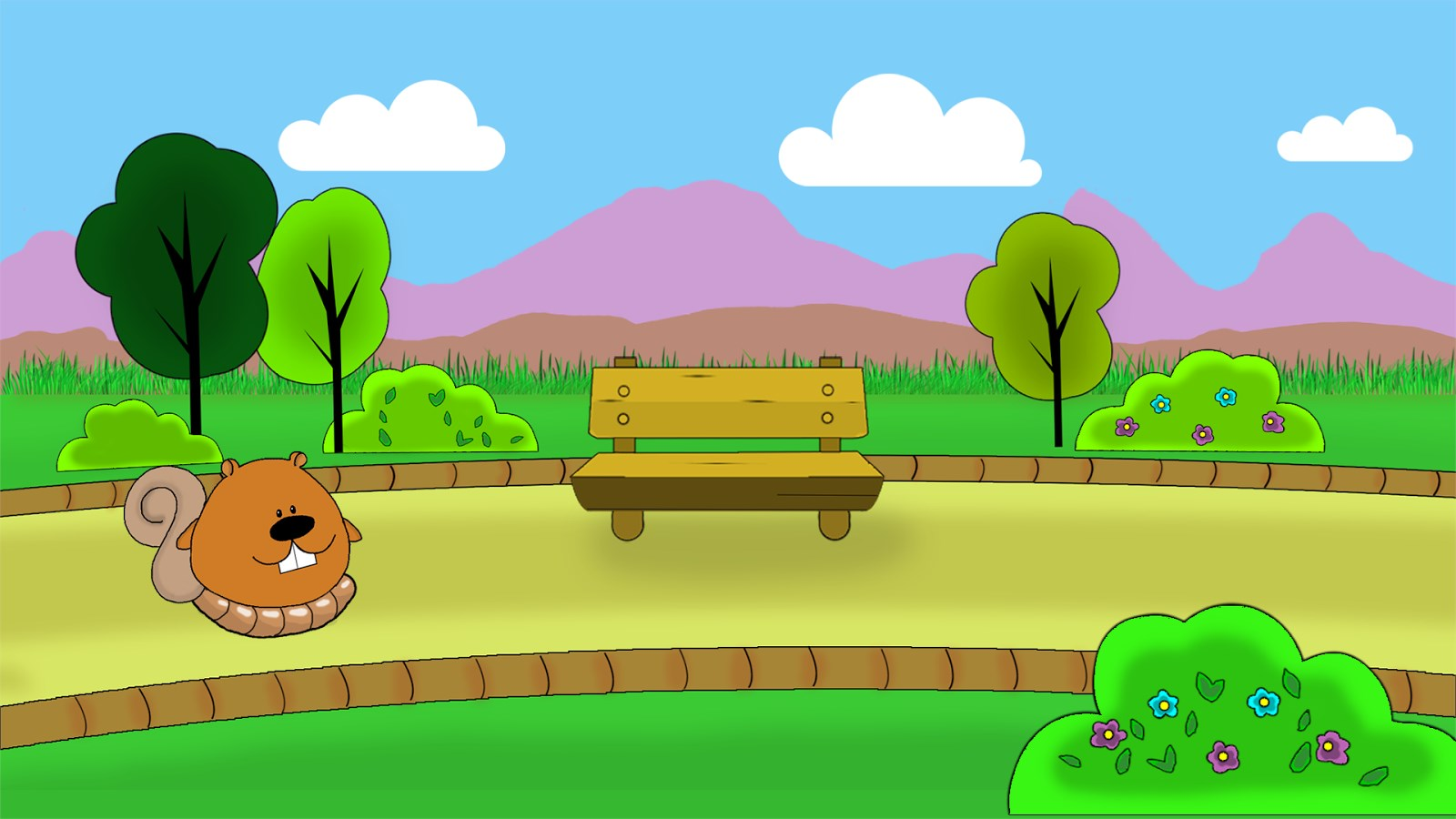 Shoot the Squirrel - Paintball - Imagem 1 do software