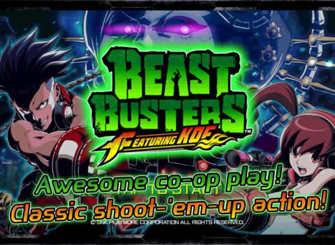 BEAST BUSTERS featuring KOF - Imagem 1 do software