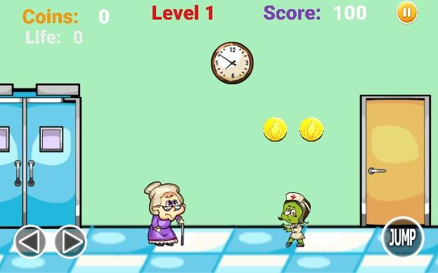 Granny vs. Zombies - Imagem 1 do software