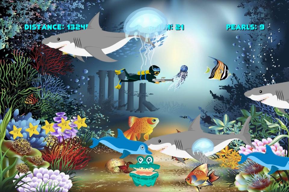 Don`t Swim With Sharks - Imagem 1 do software