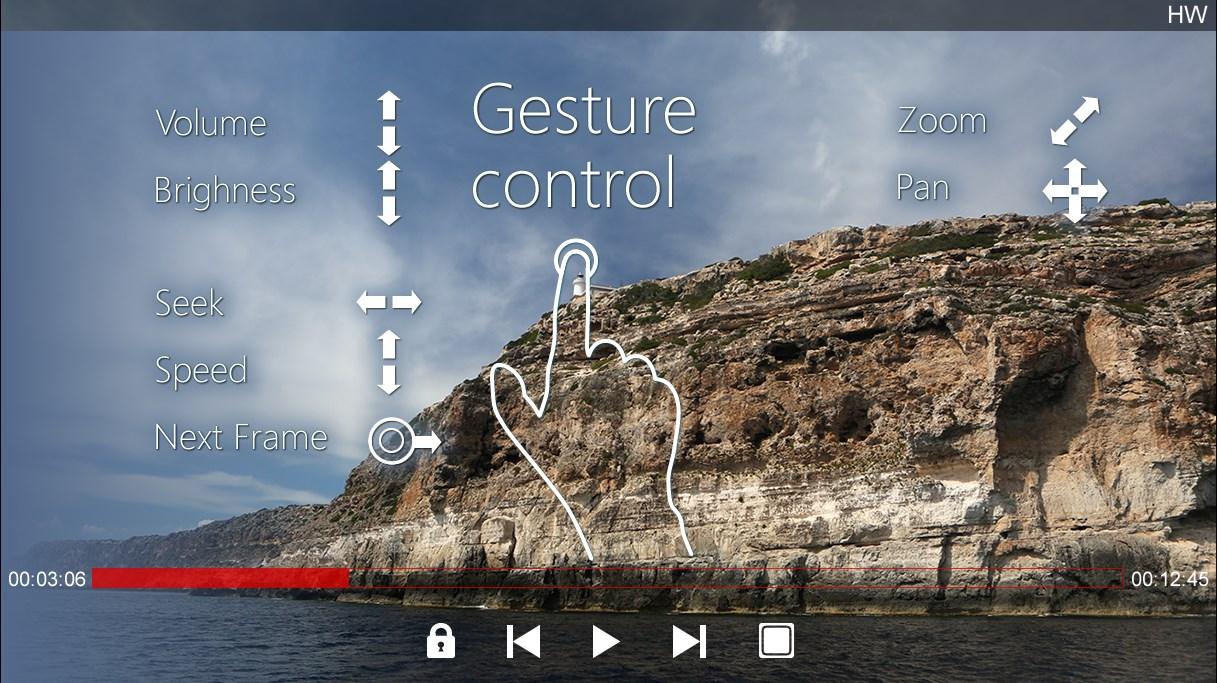 VXG Video Player Pro - Imagem 1 do software