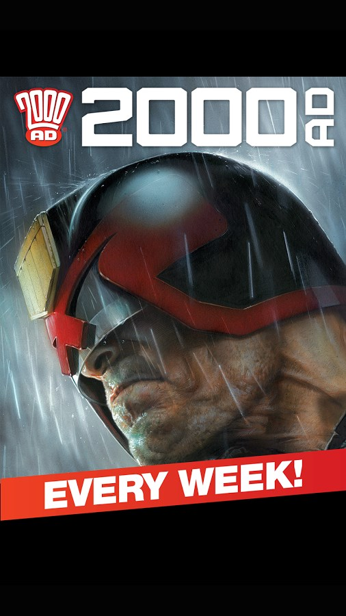 2000 AD Comics and Judge Dredd - Imagem 1 do software