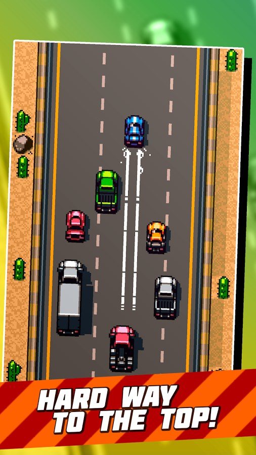 Road Crash Racing - Imagem 1 do software
